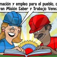 APRENDER, TRABAJAR, AVANZAR EN LA DEMOCRACIA EN VENEZUELA