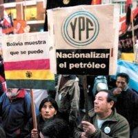 DESDE EL MUNDO SINDICAL DE AMÉRICA LATINA SE APLAUDE LA EXPROPIACIÓN DE YPF