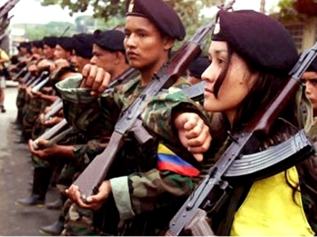 LAS FARC-EP SON EL VERDADERO EJÉRCITO DEL PUEBLO COLOMBIANO, Y LARGA Y TENAZ ES SU ESTRATEGIA DE RESISTENCIA