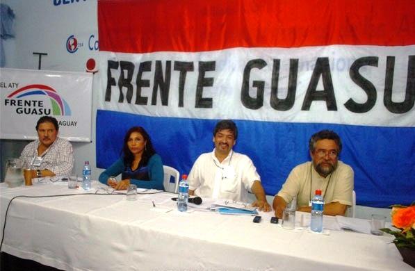 frente guasu-paraguay
