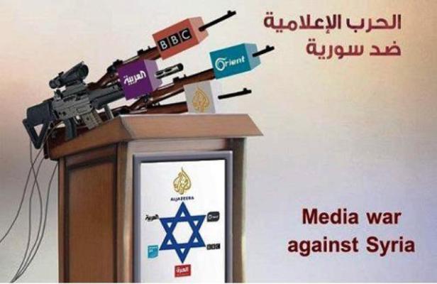 medios contra siria