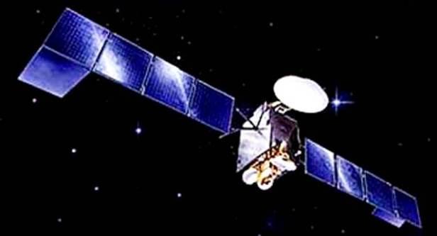 satelite artificial de comunicaciones