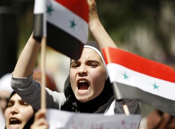 siria antiimperialista