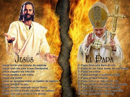 El poder vaticano no hace ninguna falta