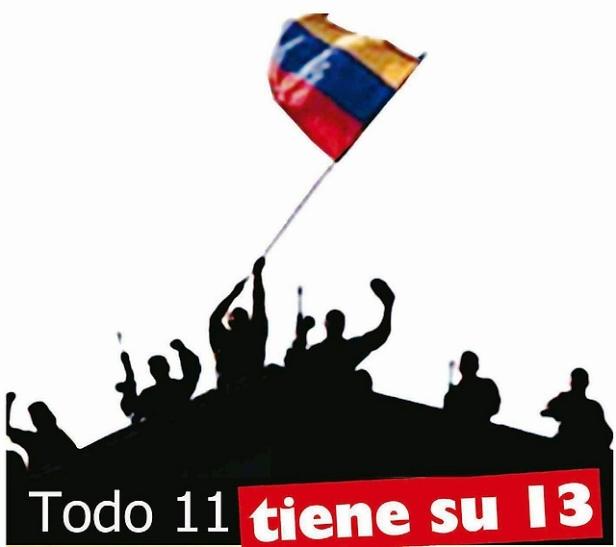 La Revolución Bolivariana ni retrocede ni retrocederá