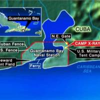 EL PRESIDENTE CORREA INSTA A LOS ESTADOS UNIDOS A QUE DEVUELVA ZONA GUANTANAMERA A CUBA