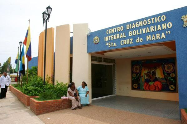Barrio Adentro-CDI