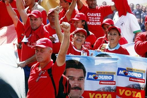 clase obrera de la republica bolivariana de venezuela