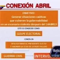 CAPTURADO UN ESTADOUNIDENSE RELACIONADO CON LA CONSPIRACIÓN DE LA DERECHA VENEZOLANA