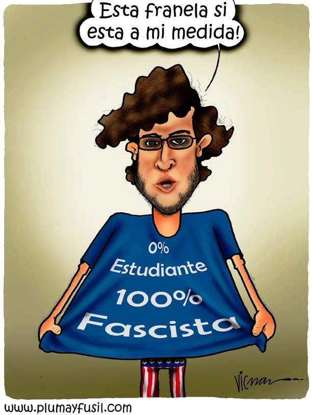 el_fascista_universitario_se_preparandose_para_guarimbas