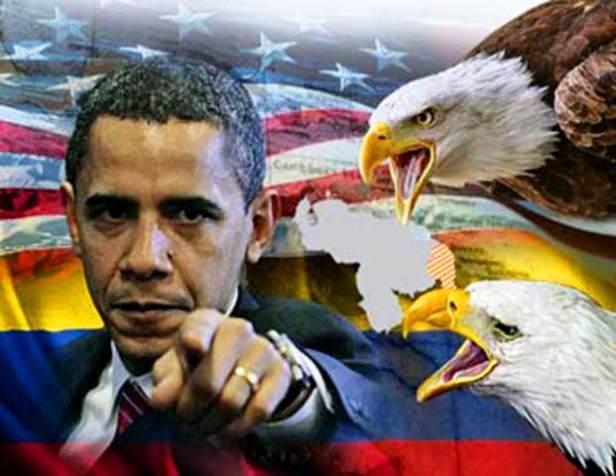 injerencia yanqui en asuntos internos venezolanos