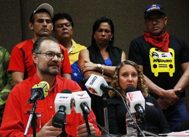 luchadores sociales venezolanos