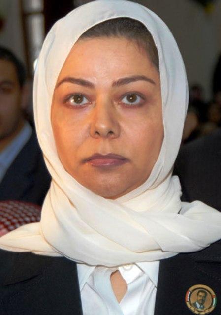 Raghad-Saddam-Hussein