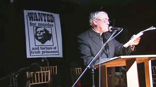 """Despidieron a una """"entrañable amiga"""" del independentismo irlandés"""