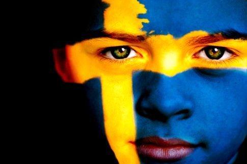 bandera sueca-faz