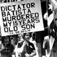 """REGLA DE ORO DE LA """"HONESTA"""" DISIDENCIA CUBANA: HAY QUE REPETIR QUE CON BATISTA SE VIVÍA MEJOR"""
