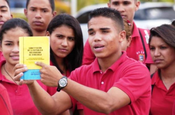 constitucion federal venezolana