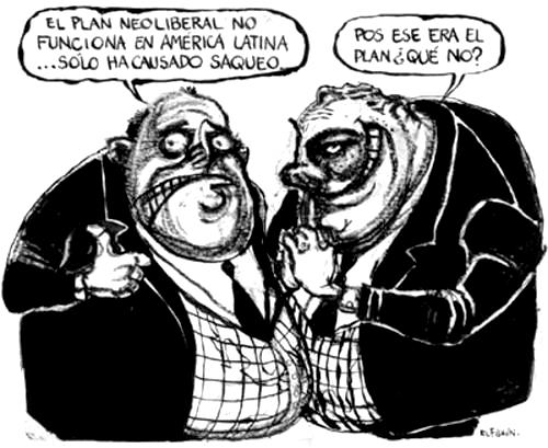 estragos neoliberales