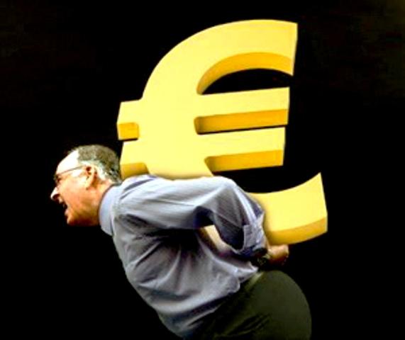 la carga de una moneda