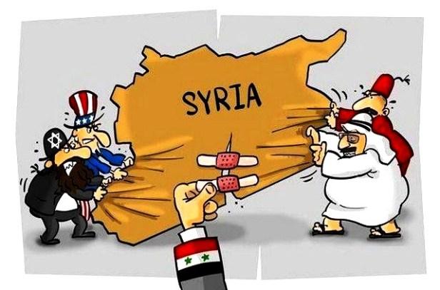 siria antiimperialista resiste