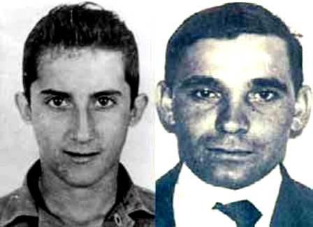 Dos verdaderas víctimas del terrorismo