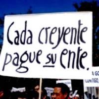 """Cobrar el IBI a la parasitaria Iglesia Católica """"perjudicaría"""" a los """"ciudadanos"""" españoles"""