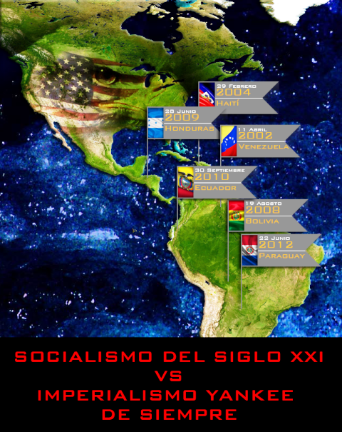 imperialismo yankee contra la america latina