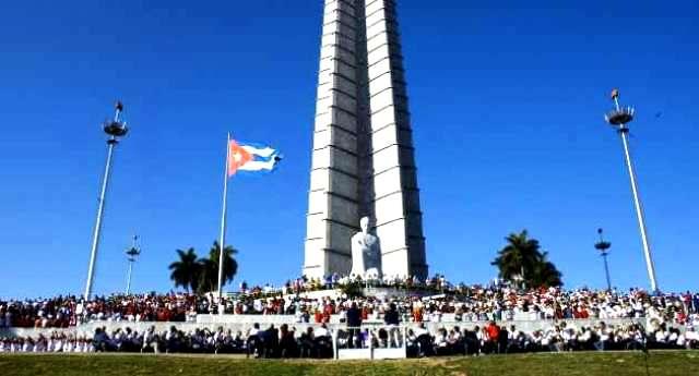 monumento a jose marti-la habana