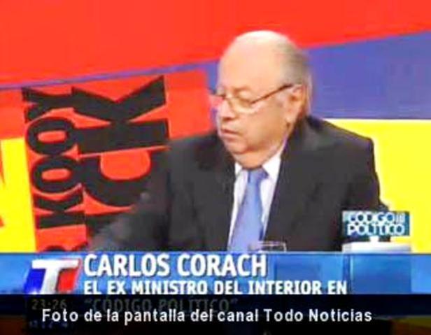 carlos v. corach