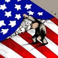 Los chinos se las saben todas: el antiterrorista que es el máximo terrorista no puede ser antiterrorista
