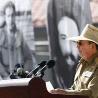 Discurso íntegro de Raúl en el Aniversario 60 del asalto al Moncada