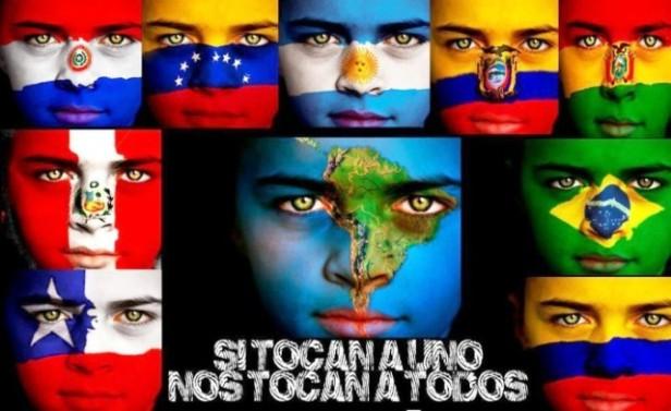 solidaridad interlatinoamericana