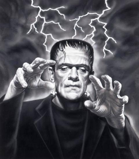 the frankenstein monster