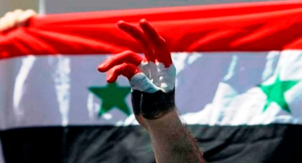 antiimperialista nación siria