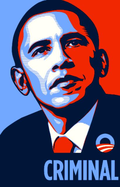 criminal barack obama