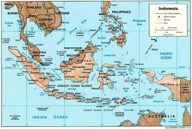 indonesia-mapa