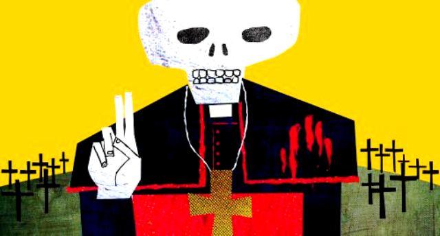 criminal iglesia
