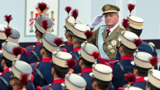 Más allá de las apariencias el verdadero Comandante en Jefe de las FF.AA. hispanoeuropeas es Washington