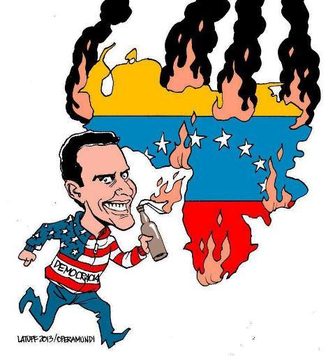 fascismo antibolivariano