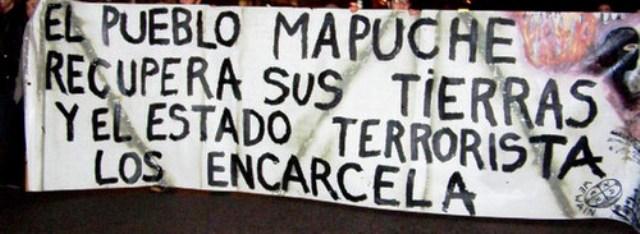 libertad para el pueblo mapuche