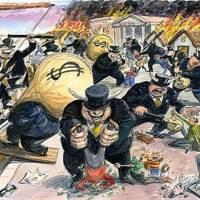 Crisis capitalista, privatización de la sanidad: ruindades de mercaderes antisociales