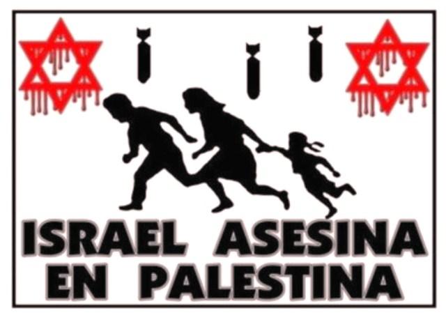 el asesino sionismo