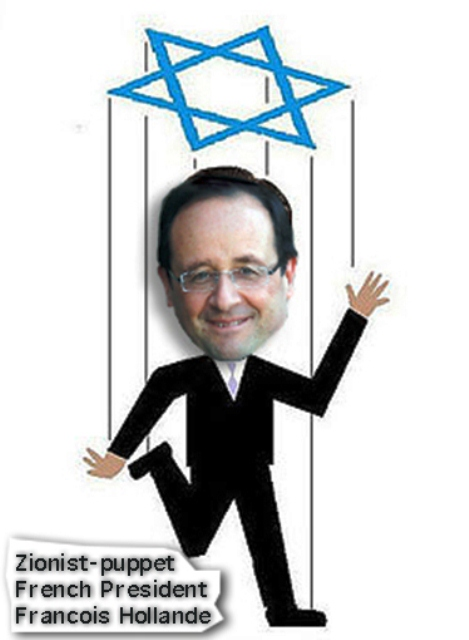 sionismo de hollande