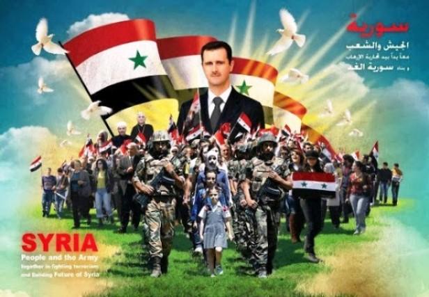 """La mayoría del pueblo sirio está con su Gobierno legítimo, así que los """"rebeldes"""" se desgastan a sí mismos, al igual que quienes los retribuyen y envían"""