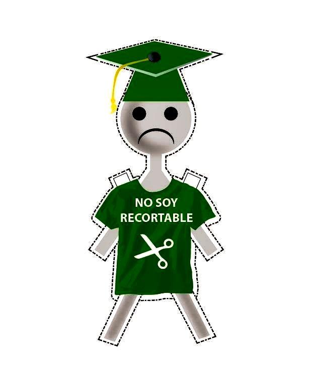 no a los recortes educativos