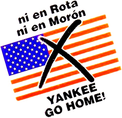yanquis go home