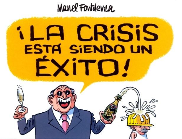 exito de crisis