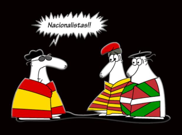 """El casposo españolismo a través de la """"cultura"""""""