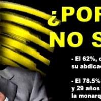 UN REFERENDO VINCULANTE DEBERÍA DECIDIR LA FORMA DE GOBIERNO DEL ESTADO ESPAÑOL