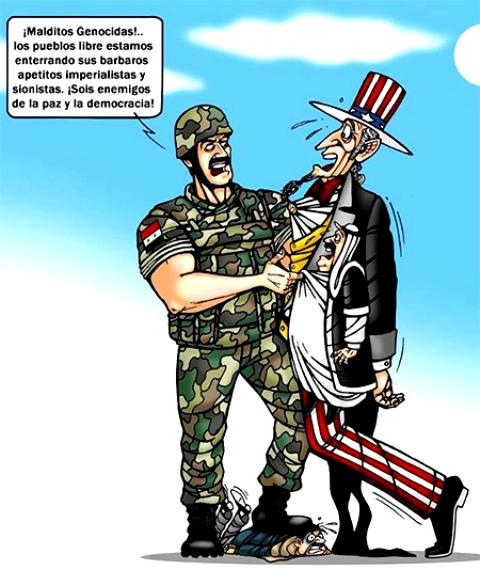 Siria y los conspiradores